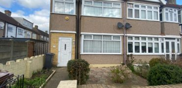 3 Bedroom end of terrace house, Mount Road, Dagenham, RM8